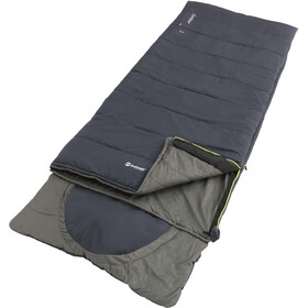 Outwell Contour Lux Sleeping Bag deep blue